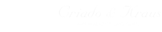 Criado and Kraus logo black and white
